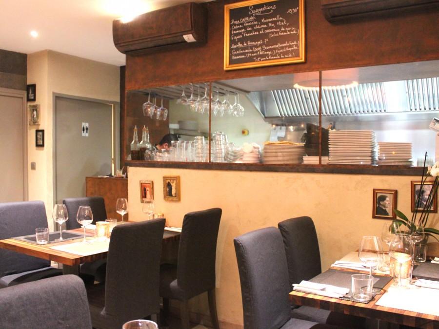 Restaurant Italien Casa Ferretti
